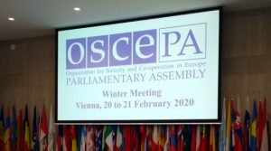 А. В. Савиных принял участие в мероприятиях первого дня 19-й зимней сессии Ассамблеи