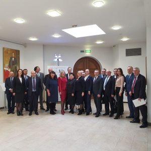 Депутаты от Минска на встрече с председателем Мингорисполкома