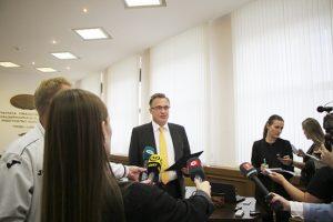 Савиных: резолюция Сейма Литвы - бесцеремонная попытка вмешаться во внутренние дела Беларуси