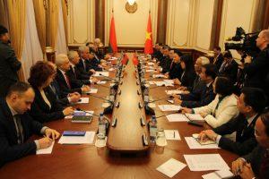 А. В. Савиных принял участие во встрече с с парламентской делегацией Вьетнама