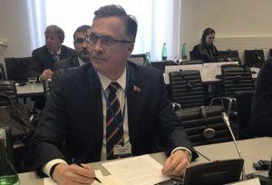 А. В. Савиных продолжил работу в рамках зимней сессии ПА ОБСЕ в г. Вене