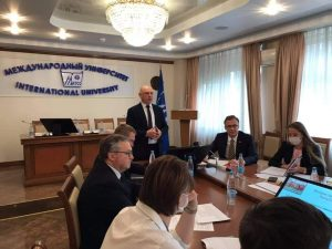 Сегодня состоялось обсуждение поправок в конституцию в МИТСО