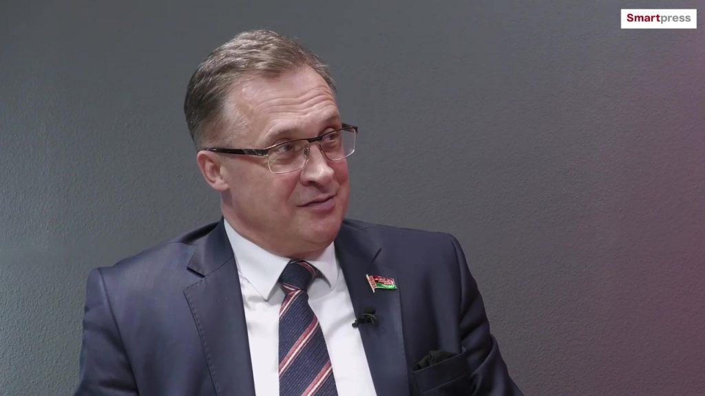 Савиных Андрей Владимирович — депутат Национального собрания Республики Беларусь