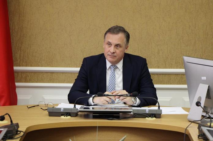 А. Савиных: Прорабатываются визиты в Беларусь парламентских делегаций Швейцарии и Молдовы