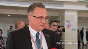 А. Савиных:Мы готовы вести разговор со всеми на принципах взаимного уважения и уважения нашей позиции