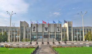 Савиных А.В. принимает участие в 14-х ежегодных курсах повышения квалификации для государственных служащих