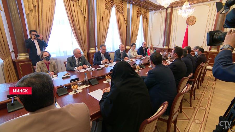 А. Савиных о встрече с иранским представителем: Страны естественным образом дополняют друг друга